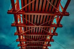Carretera-Austral Hängebrücke