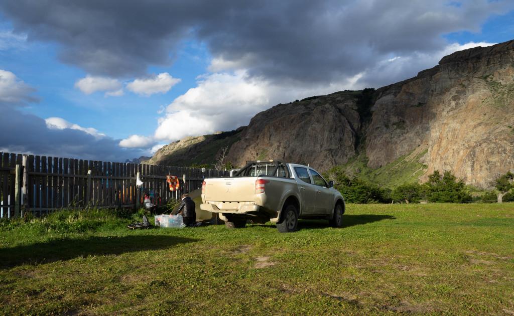 el chalten camping el relincho