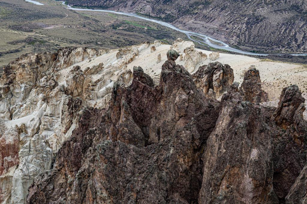 wandern im jeinimeni national reserva