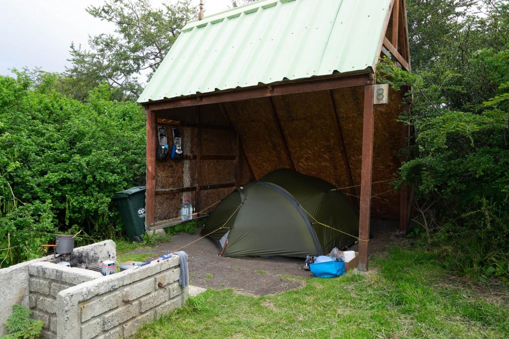 camping im torres del paine
